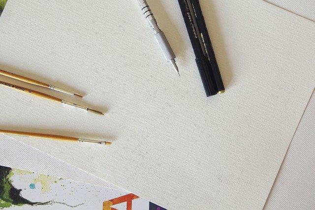 デザイン 画用紙 筆 受験科目