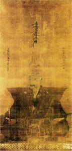 道三肖像画