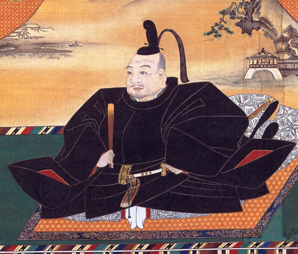 徳川家康肖像画