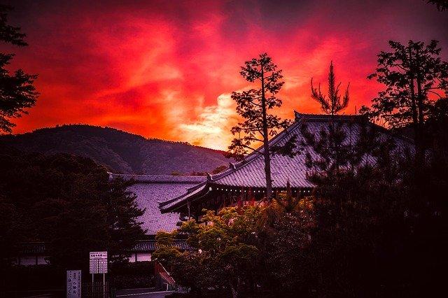 京都のお寺 不吉